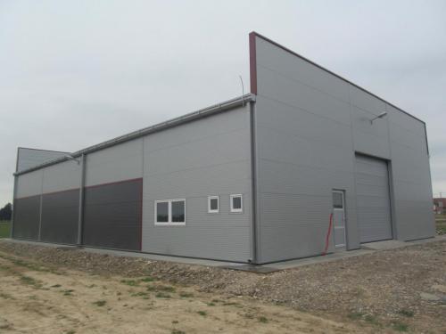 Nezavisni biro za razvoj Modriča -  hala u Odžaku