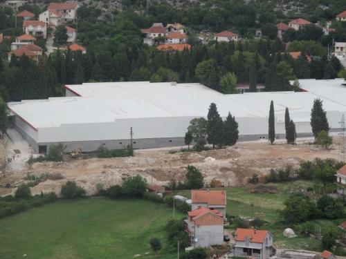 SWISSLION Takovo -  proizvodna hala u Trebinju